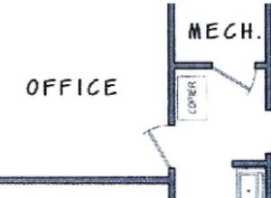 Uncluttered Legible Map