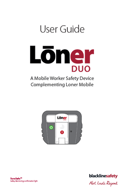Loner Duo User Guide