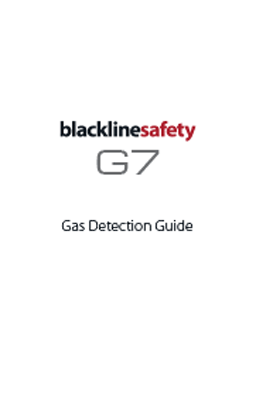 G7 Gas Detection Guide