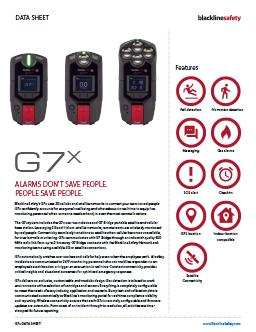 G7x Datasheet