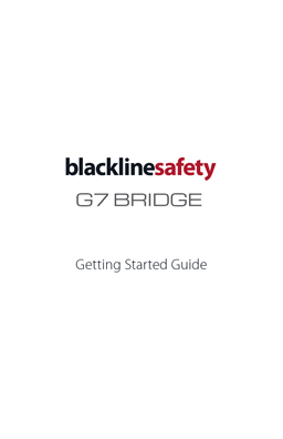 G7 Bridge Getting Started Guide