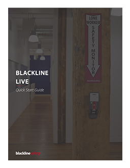 Blackline Live Quickstart Guide - Loner
