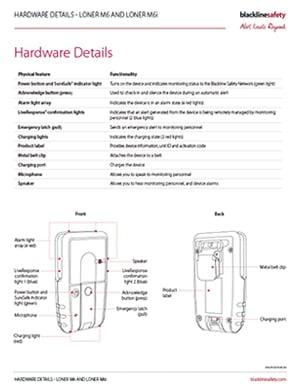M6 Series Hardware Details Handout