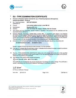 M6/M6i Certifications