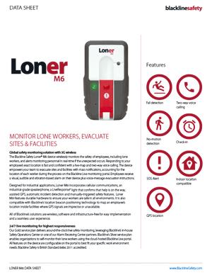 Loner M6 Datasheet
