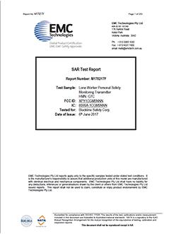 G7c Certifications