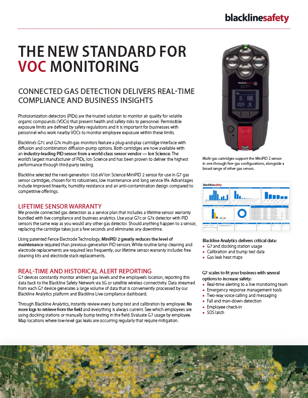 VOC Monitoring Handout